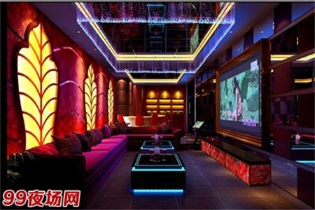 上海普陀区商务夜场长期招聘服务员无费用水晶宫KTV图片展示
