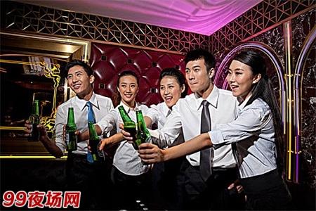 杭州东方魅力KTV保证一天上两个班无入职费图片展示
